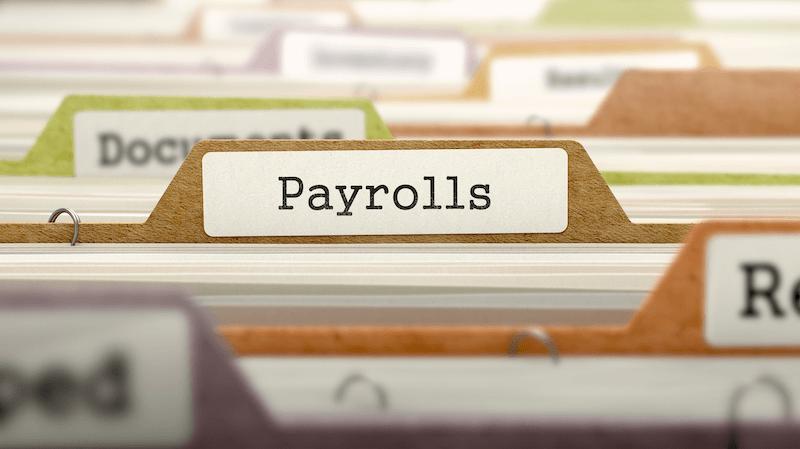 Payroll 2018